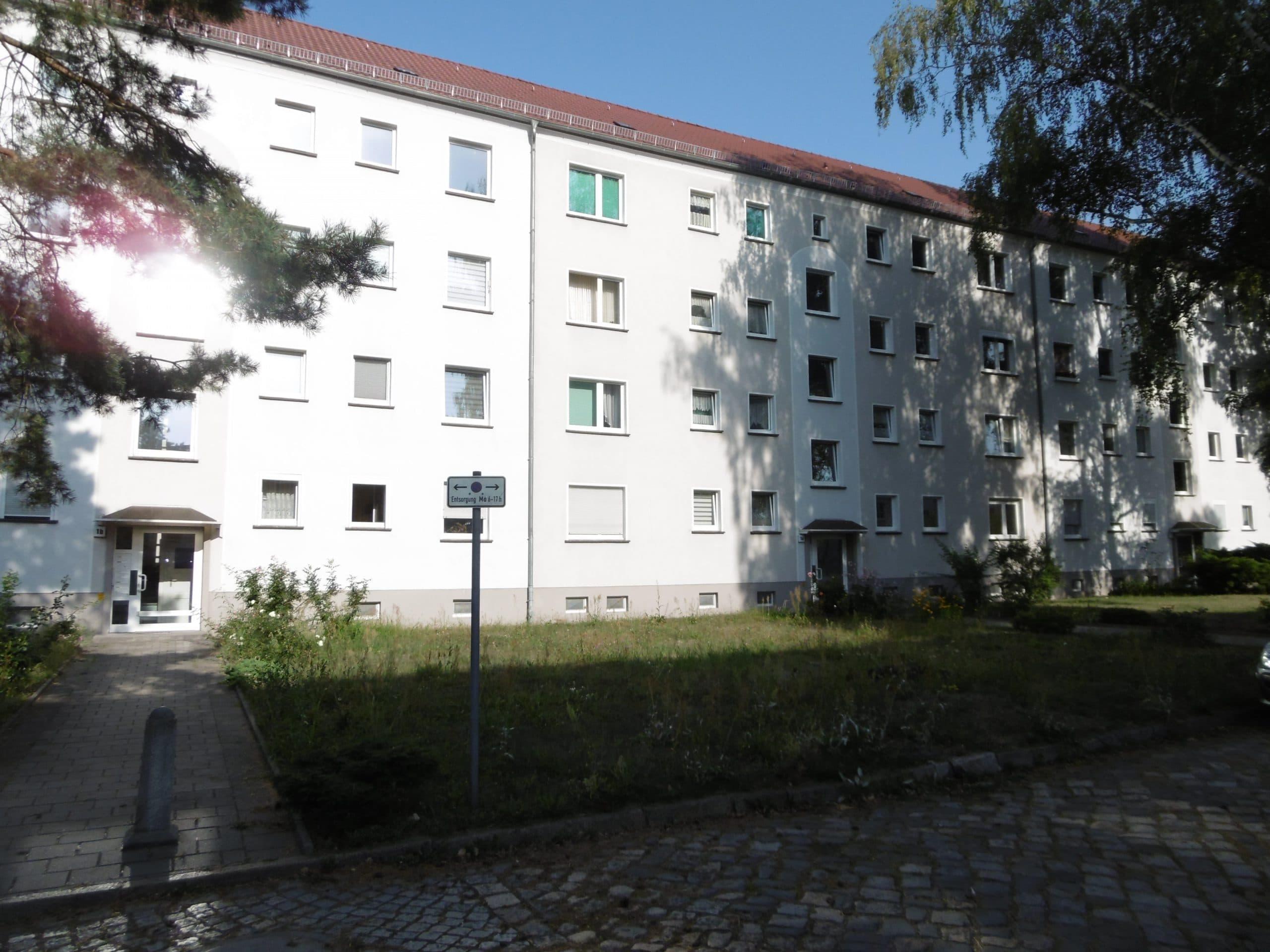 Aparte 3-Raum-Wohnung in ruhiger Lage